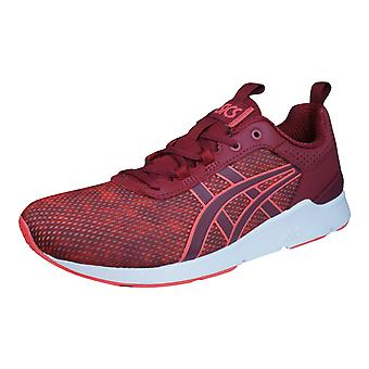 Asics Gel Lyte Runner Womens Running Trainers / Shoes - Coral