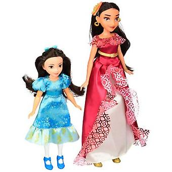Hasbro Muñeca Elena Y Princesa Isabel (Toys , Dolls And Accesories , Dolls , Dolls)