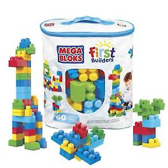 Megabloks 60 Blocks Classic Bag