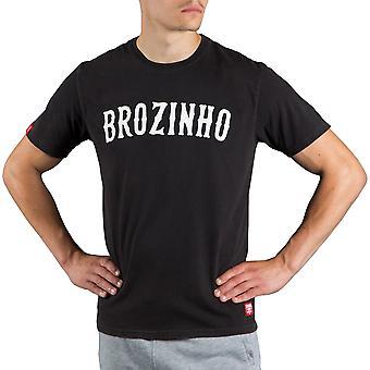 Forvrænge Brozinho T-Shirt-Black