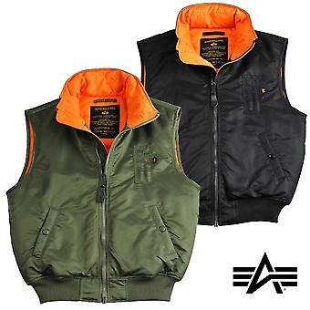 Gilet Giacca MA-1 Alpha industries