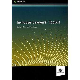 In-House Lawyers' Toolkit (Paperback) by Tapp Richard Page Ann