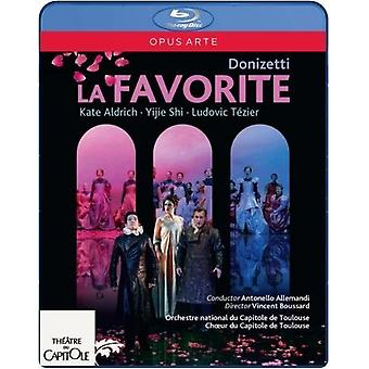 La Favorite [BLU-RAY] USA import