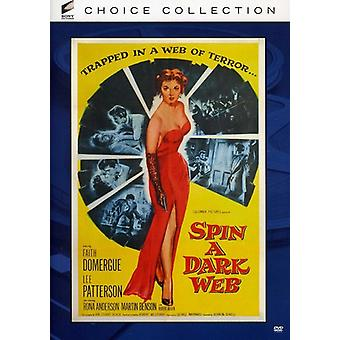 Spin a Dark Web [DVD] USA import