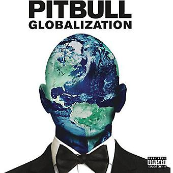 Pitbull - globalisering [CD] USA importerer