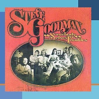 Steve Goodman - nogen andens problemer [CD] USA import