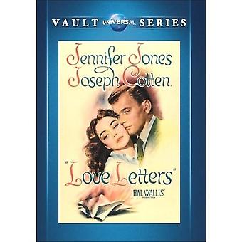 Love Letters [DVD] USA import