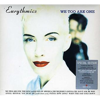 Eurythmics - We Too Are One [CD] USA import