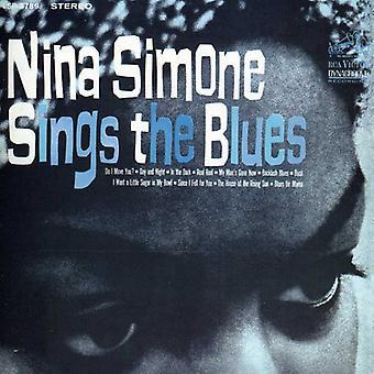 Nina Simone - Nina Simone canta Blues [CD] Estados Unidos de importación