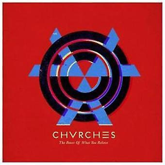 Chvrches - Knochen von was Sie glauben [Vinyl] USA import