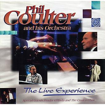 Phil Coulter - Live Experience [CD] USA import