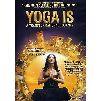 Yoga Is: A Transformational Journey [DVD] USA import