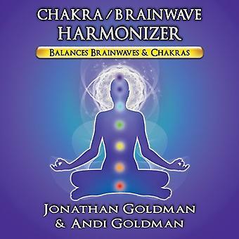 Jonathan Goldman & Andi - Tantra af lyd Harmonizer [CD] USA import