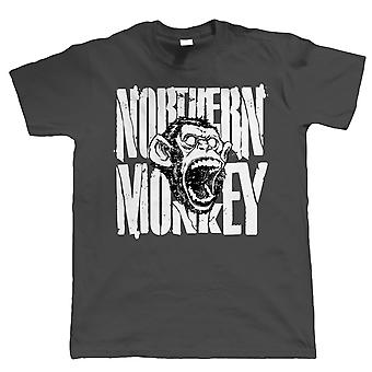 Northern Monkey, Mens Football Casual T Shirt