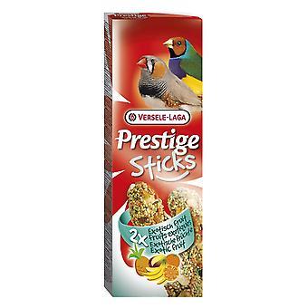 VL Prestige Finch Sticks eksotiske frugt 2pk (pakke med 10)