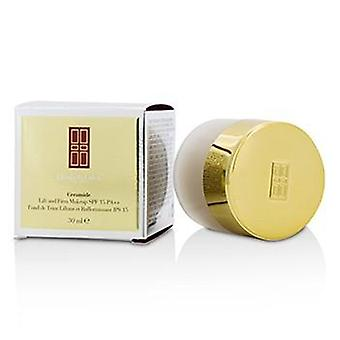 Elizabeth Arden Ceramide Lift & Firm Makeup SPF 15 - # 11 Cognac - 30ml/1oz