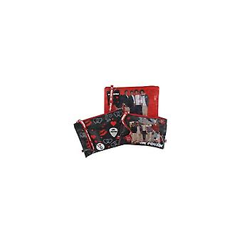 One Direction One Direction Set Of 3 Cosmetic Bags