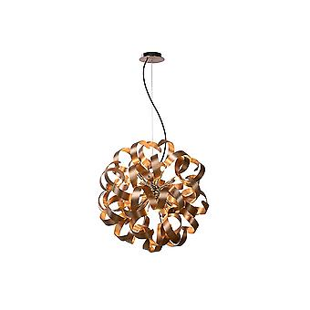 Lucide Rawley Copper Ceiling Light
