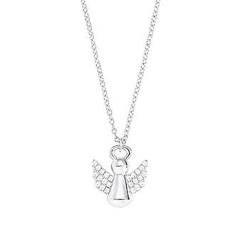s.Oliver jewel children and teens necklace-silver Angel 2012458