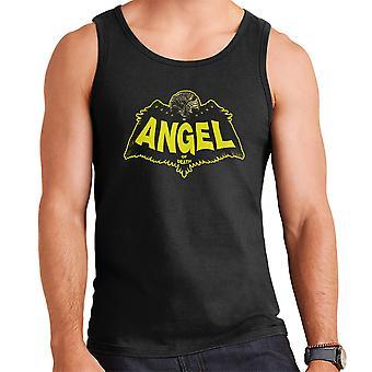 Angel Of Death Hellboy Men's Vest