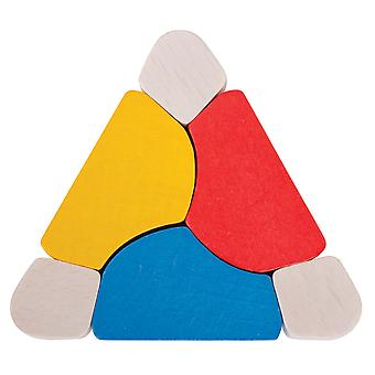 Bigjigs Toys Triangle Twister
