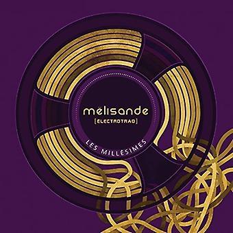 Melisande - Les Millesimes [CD] USA importerer