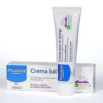 Mustela Balsamo Cream 100Ml (Children , Cosmetics , Body lotions)