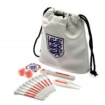 England F.A. Tote Bag Golf Gift Set