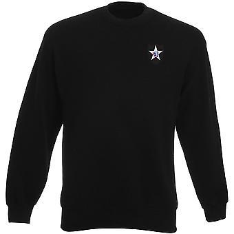 US Army 2e Infanteriedivisie geborduurd Logo - Heavyweight Sweatshirt