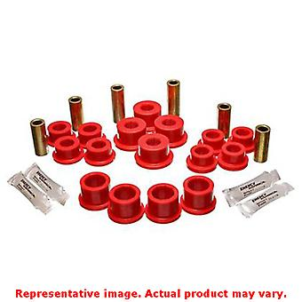 Energie opschorting controle Arm bus Set 11.3108R rood achterzijde past: MAZDA 2004-2