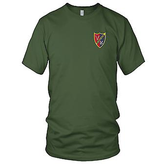 US Navy USS Skagit AKA-105 Attack Transport Embroidered Patch - Mens T Shirt