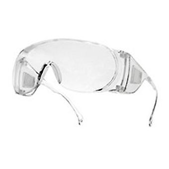Bolle Bl11Pi Coverspecs Clear Pc Frame And Lens