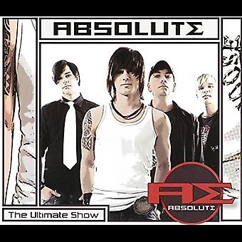 Absolute - Absolute [CD] USA import