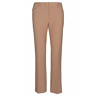 PATRIZIA DINI by heine pants women's pants short size Brown