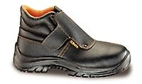 7245B 35 Beta Size 25/35 Lace-up Full-grain Leather Ankle Shoe Waterproof