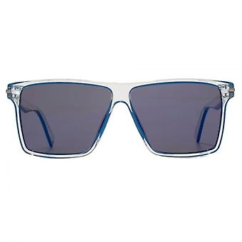 Marc Jacobs Contemporary Square Sunglasses In Crystal Azure