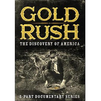Gold Rush: The Discovery of America [DVD] USA import