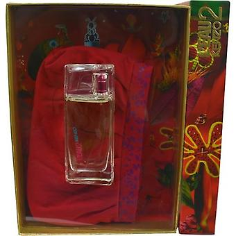 L'Eau 2 Kenzo By Kenzo Edt Spray 1.7 Oz With Pouch