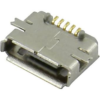 Socket, horizontal mount 207A-ABA0-R Attend Content: 1 pc(s)