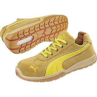 Safety shoes S1P Size: 40 Beige, Yellow PUMA Safety Monza Low 642670 1 pair