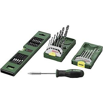 Universal drill bit set 25-piece Bosch Accessories X-Line