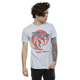 Strand drenge mænd Surfer 1983 T-Shirt