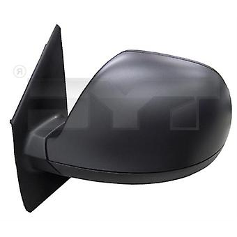 Left Mirror (Manual, Black Cover) For VW MULTIVAN Mk VI 2015-2019