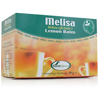 Soria Natural Melisa Infusion (Dieet , Kruiden remedies , Infusioni)