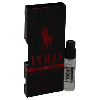 Polo Red Extreme Vial (sample) By Ralph Lauren