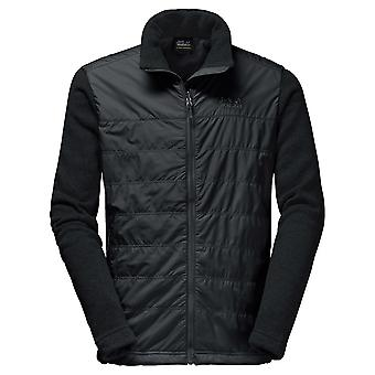 Jack Wolfskin Mens Caribou Crossing Altis Padded Walking Jacket