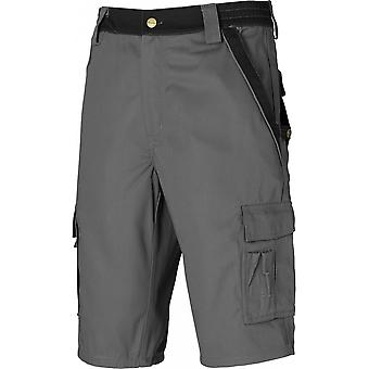 Dickies Mens Industry 300 Polycotton Two Tone Workwear Shorts