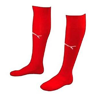 2013-14 Puma Team Socks (Red)