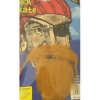 Ingefær havet pirat skæg