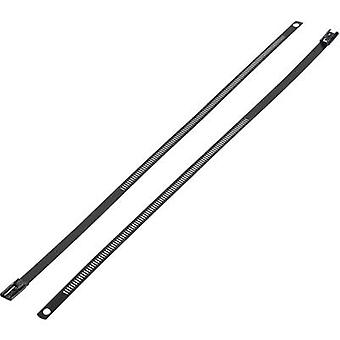 KSS ASTN-610 ASTN-610 Cable tie 610 mm Black Coated 1 pc(s)